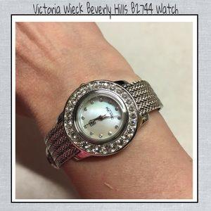 Victoria Wieck Beverly Hills B2744 Watch Mint